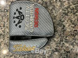 Scotty Cameron 5W Putter, 35 RH