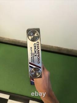 Scotty Cameron Button Back Champions Choice Newport Tour Inspired Teryllium
