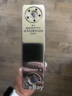 Scotty Cameron Button Back Newport 2 34