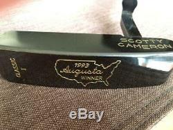 Scotty Cameron CLASSIC 1 1993 Augusta WINNER Putter Titleist Japan 35 inch