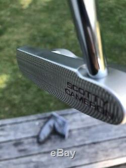 Scotty Cameron California Fastback Putter 34 with Headcover