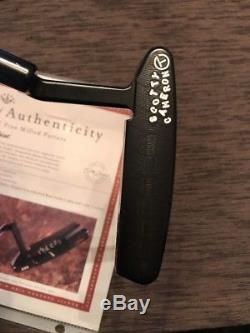Scotty Cameron Carbon Timeless Circle T Tour 35 Inches