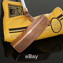 Scotty Cameron Circa62 No. 3 450g Custom Copper(34.5) #990104019 Putter