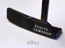 Scotty Cameron Circa 62 Model No 3' Diesel' Oil Can Putter