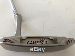Scotty Cameron Circle T 009 Tour Prototype Putter (350G)