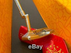 Scotty Cameron Circle T 2020 Special Select Timeless Tourtype SSS Putter New