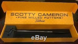 Scotty Cameron Circle T Concept 1 Prototype with COA