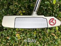 Scotty Cameron Circle T Concept 2 Notchback Naked Center Shafted Putter