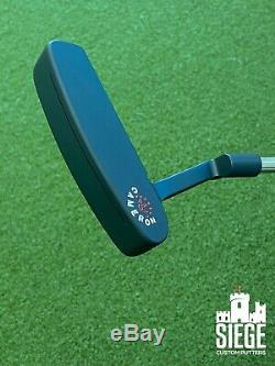 Scotty Cameron Circle T Newport Beach 33 putter withheadcover