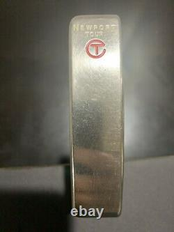 Scotty Cameron Circle T Newport Tour 34 With 2 Headcovers