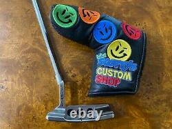 Scotty Cameron Circle T Studio Select Newport II Putter With Headcover