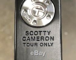 Scotty Cameron Circle T Studio Select Newport Tour Putter MINT FTUO ICV