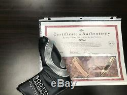 Scotty Cameron Circle T Timeless 2 in SSS Chromatic Bronze 34 350g