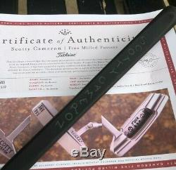 Scotty Cameron Circle T Tour GSS Newport 2 Timeless Trisole Putter -NEW