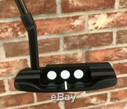 Scotty Cameron Circle T Tour Masterful Tour Rat Black Out Putter -NEW