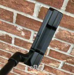 Scotty Cameron Circle T Tour Newport 2 SSS Black Out Trisole 340 Gram Putter