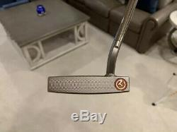 Scotty Cameron Circle T X5 Tour Issue Welded Neck Putter Justin Thomas JT