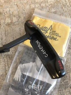 Scotty Cameron Circle t 009 LEFT HANDED