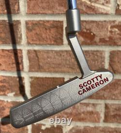 Scotty Cameron Concept 2 Circle T Tour Rat Prototype Topline Putter -NEW