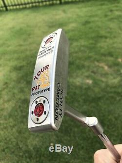 Scotty Cameron Concept 2 Tour Rat Circle T