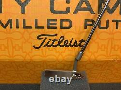 Scotty Cameron Coronado GSS Welded Neck Tour Only Tour Dots Ultra RARE with COA
