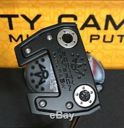 Scotty Cameron Custom Weld Neck- Blacked Out -Futura 5W 35 Putter