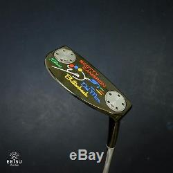 Scotty Cameron Del Mar Button Back Limited(35) #670629054