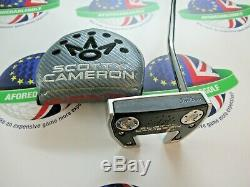 Scotty Cameron Futura 5 W 35 Putter & Head Cover