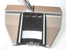 Scotty Cameron Futura 5s 33 inch steel shafted putter with Winn AVS grip
