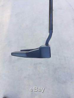 Scotty Cameron Futura X5 Justin Thomas Welded Neck Putter Matador Grip Headcover