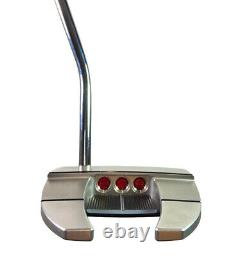 Scotty Cameron Futura X 5R Mallet Putter with Head Cover