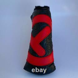 Scotty Cameron Hot Head Harry Circle T CT Tour Only Putter Headcover Head Cover