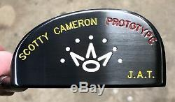 Scotty Cameron JAT Prototype Limited Release Putter Brand New RH RARE