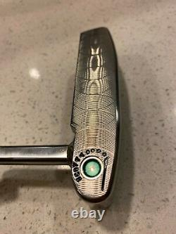 Scotty Cameron LH Left Hand GSS 009M Circle T Putter with COA