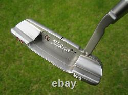 Scotty Cameron LH Tour Only GSS Newport 2 Circle T MADE FOR BRIAN HARMON