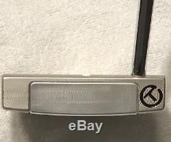 Scotty Cameron Mallet 1 Circle T Tour Use Only Putter Rare Site Dot