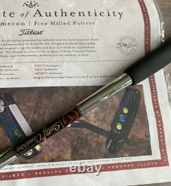 Scotty Cameron Masterful GSS Super Rat Circle T Tour Putter-NEW