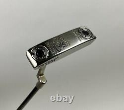 Scotty Cameron Masterful Tour Rat I Bronze Circle T 34 Tour Only Putter with COA