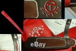 Scotty Cameron NEWPORT 1.5 T10 10 g x 2 TOUR ONLY Circle T 35 in D 7