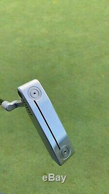 Scotty Cameron Newport 2 Acushnet GSS Beached With COA Circle T Tungsten Weights
