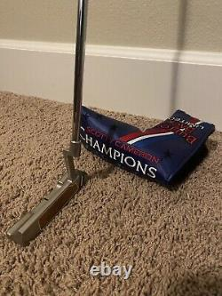 Scotty Cameron Newport 2 Button Back Limited Champions Choice Putter 35