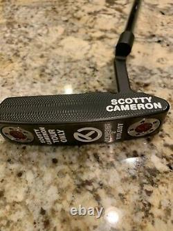 Scotty Cameron Newport 2 Circle T prototype limited collectible tour putter