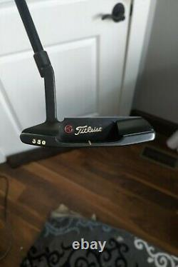 Scotty Cameron Newport II Beached Tour Circle T CT 350g Putter with COA