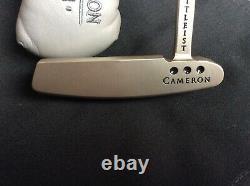Scotty Cameron Newport Mil Spec Putter-35 330G-Blk Shaft-Scotty HC