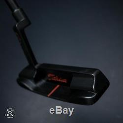 Scotty Cameron Pro Platinum Newport Mil Spec 350g Custom Black(35) #670302081