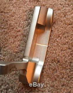 Scotty Cameron Pro Platinum Newport Mil Spec Putter, 35 inches