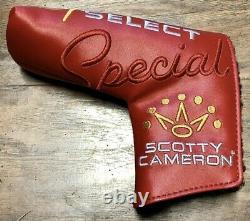 Scotty Cameron Pro Platinum Newport Tour Putter Circle T Xtreme Dark Finish