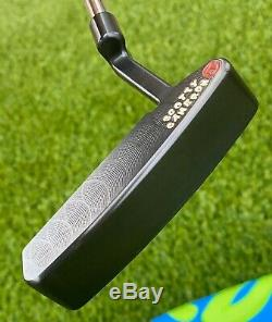 Scotty Cameron Rare Timeless Carbon 350G Circle T Putter