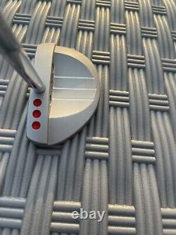 Scotty Cameron Red X2 putter 35 Inch with Super Stroke Grip Center Shaft