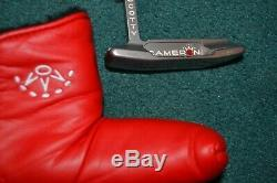Scotty Cameron STUDIO STAINLESS NEWPORT 2 303 34 PUTTER OUTSTANDING